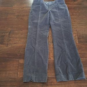 Banana Republic Corduroy Flare Leg Pants